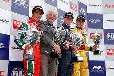 Euro F.3: Verstappen, Giovinazzi e Auer mostrano i muscoli al Nurburgring