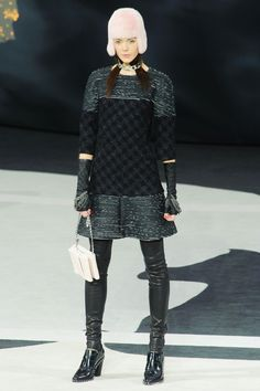 Chanel Fall 2013 RTW Collection - Fashion on TheCut
