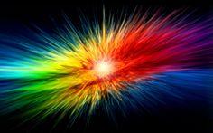 Exploding rainbow!!!!!!!!!!!!!!!!!!!!!!!!!?