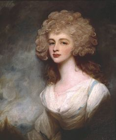 26 December we celebrate the birth of George Romney, born 1734. Romney left the studio for the last time in 1802.