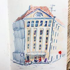 Berlin Berlin, Drawings, Painting, Art, Art Background, Painting Art, Kunst, Sketches, Paintings