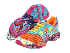 These are awesome - I love Asics - great shoes, great style. ASICS GEL-Noosa Tri™ 7
