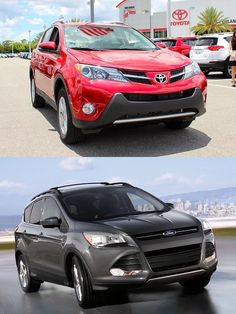 In a battle between the 2015 Toyota RAV4 and the 2015 Ford Escape, who comes out on top? We're bringing you the highlights straight from our Orlando Toyota dealership!   http://blog.toyotaoforlando.com/2014/10/orlando-toyota-rav4-puts-dukes/