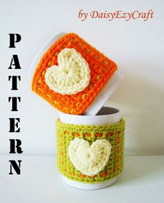Mug Cozy with Heart