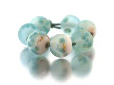 Pretty organic style beads