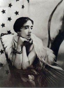 Elsa Schiaparelli y Salvador Dalí, juntos