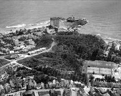 Salvador antiga - Farol da Barra