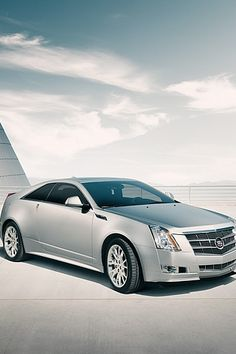 Cadillac CTS Coupe The #Cadillac #CTS is a work of automotive art. #PPF kits protect it. Get yours today: www.rvinyl.com/Cadillac-CTS-Paint-Protection.html