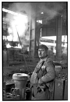 Henri Cartier-Bresson - ITALY. Basilicata. Potenza. 1973.