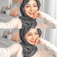 The Journey of The Beautiful Hijab Girl Hijab Fashion Summer, Modern Hijab Fashion, Arab Girls Hijab, Muslim Girls, Casual Hijab Outfit, Hijab Chic, Hijabi Girl, Girl Hijab, Beautiful Hijab Girl