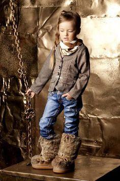 Kids Fashion — The Forgotten Garden