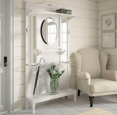 Gabanero Paragüero Blanco Decco #Ambar #Muebles #Deco #Interiorismo | http://www.ambar-muebles.com/gabanero-paraguero-blanco-decco.html