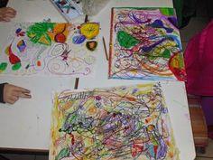 Δημιουργώ και Χαίρομαι: Ζωγραφίζοντας με τους μεγάλους ζωγράφους.