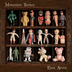 This is the full album Masterpiece Theatre by Marianas Trench that was released on February 24, 2009 in Canada (September 28, 2010 in the United States). Description from wn.com. I searched for this on bing.com/images
