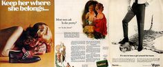 14 old adverts that were horrendously, abysmally sexist