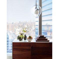 Modern Interiors Design : Lindsey Adelman Light
