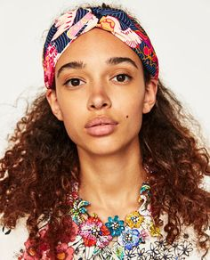 TURBAN-STYLE HAIRBAND-Headwear-ACCESSORIES-WOMAN | ZARA United States