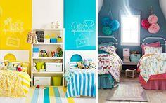 #Habitaciones para niño y niña