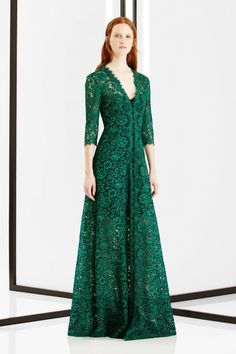 Carolina Herrera New York Pre-Fall 2016 @Maysociety
