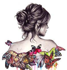Beautiful & Free like a Butterfly