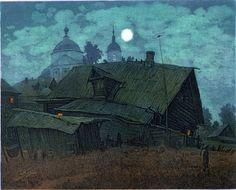 The Moon has Risen, 1998 Vladimir Zorin