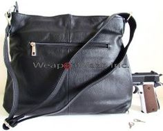 #134 NEW STYLE X-tra LARGE Locking Concealment Purse [R-7041 #134 stripe] - $74.00 : WeaponWearConcealment.com