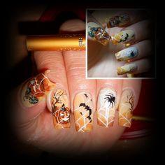 Mia Mandric: a brilliant nail designer
