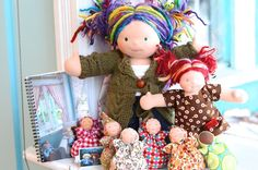 Love Bamboletta dolls.  Too bad they are so expensive and so difficult to get.