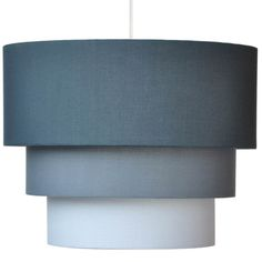 Pacific Lifestyle 30cm Fabric Drum Pendant Shade & Reviews | Wayfair UK