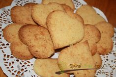 Biscotti mandorle e zenzero vegan Compleanno di Elisa