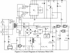 8 Best pure sine wave inverter circuit images | Sine wave ... Pico Wiring Diagram Of A Ups System on