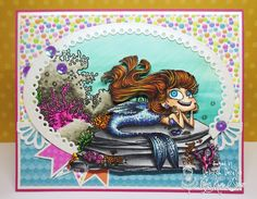 Deborah's shining cards: Krafty peeks blog hop!