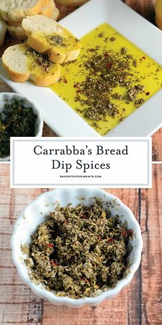 Get the special blend of spices to make Carrabba's Olive Oil Bread Dip at home! - Get the special blend of spices to make Carrabba's Olive Oil Bread Dip at home! I bet you already - Italian Appetizers, Appetizer Dips, Appetizer Recipes, Wine Party Appetizers, Bread Dipping Oil, Bread Oil, Oil Bread Dip Recipe, Best Dinner Recipes, Side Dishes