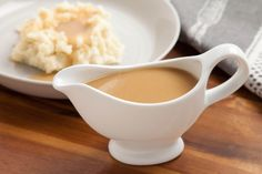 ... Gravy on Pinterest | Turkey gravy, Easy turkey gravy and Giblet gravy
