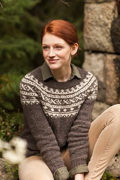 Ravelry: Sundottir pattern by Dianna Walla