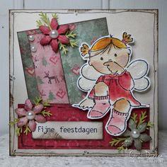 Cute & vintage: Kerst