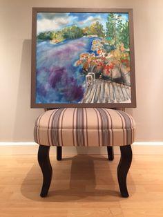 'Sharon & Eldin's Deck Canada' by Kate Kenney