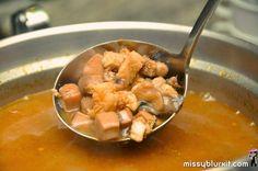 Sopa de pescado - spanish seafood soup