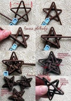 Recycled Paper Crafts, Cool Paper Crafts, Newspaper Crafts, Paper Crafts Origami, Handmade Christmas Decorations, Christmas Crafts, Basket Weaving Patterns, Japan Crafts, Willow Weaving