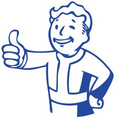 Fallout Pipboy Wall Decal Laptop Decal Cell by Acherryortwo, $4.99