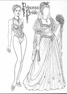 Fashionable girls coloring pages 2  coloring  Pinterest  Adult