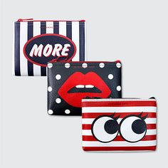 Marianne Kate Unique Style Small Pouch 3 Design K-Style K-Fashion #MarianneKate #Clutch
