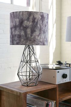 Magical Thinking Acid Wash Lamp Shade - Urban Outfitters