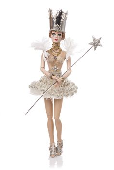 The Wizard of Oz Glinda the Good Witch Tonner Doll by Erickson Beamon