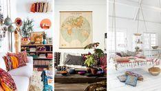 14 modèles d'intégration de télévision réussie Habitats, Decoration, Gallery Wall, Nouveau Look, Tupperware, Home Decor, Inspiration, Tv Unit Furniture, Gardens