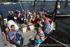Sail away at Hanse Sail Rostock