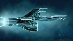 Estes projetos de conceito Tron ainda me faz sonhar com um futuro incrível