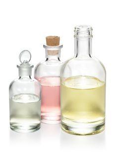 DIY Body Oils: Coconut, Rose and Lavender