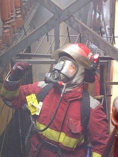 Incendio: Jr. La Mar 347 Cercado de Lima (Barrios Altos) Lima - Perú Fecha: 28/02/2009