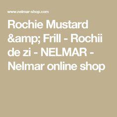 Rochie Mustard & Frill - Rochii de zi - NELMAR - Nelmar online shop